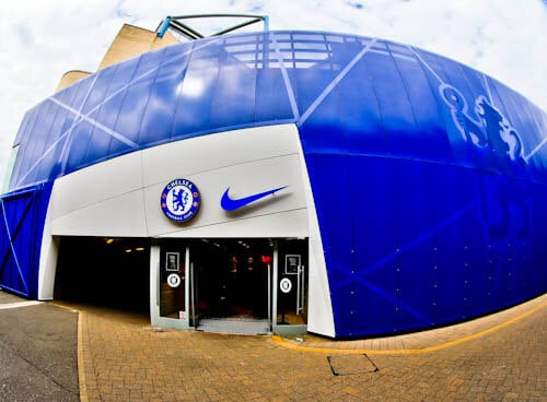 Chelsea Stadium Tour - Stamford Bridge - Club Shop