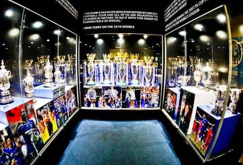 Chelsea Stadium Tour - Stamford Bridge - Chelsea Museum