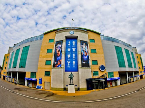 Chelsea Stadium Tour - Stamford Bridge - Location