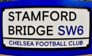 Chelsea Stadium Tour - Stamford Bridge
