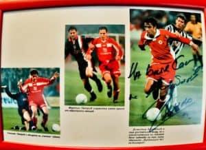 CSKA Sofia - Stadium and Museum Tour - Famous Players