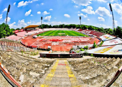 CSKA Sofia - Stadium and Museum Tour - Stadium
