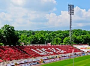 Things to do in Sofia - Bulgaria - CSKA Sofia Stadium