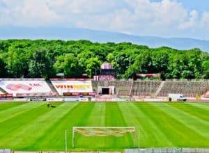 CSKA Sofia - Stadium and Museum Tour - Bulgaria