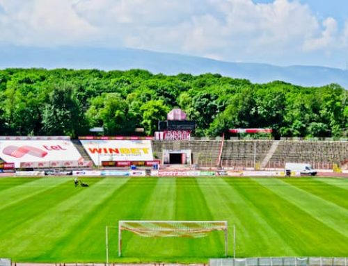 CSKA Sofia – Stadium and Museum Tour – Bulgarian Army