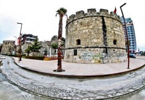Durres - Things to do in the second largest Albania city - Durres Castle (Venetian Tower)