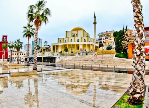Durres - Things to do in the second largest Albania city - Fatih Mosque