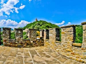Things to do in Veliko Tarnovo Bulgaria - Baldwin's Tower