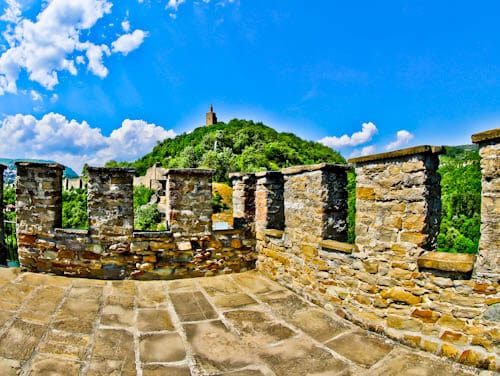 Things to do in Veliko Tarnovo Bulgaria - Baldwin's Tower