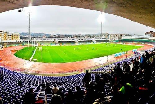 FC Etar Veliko Tarnovo Stadium Tour and Match Day Experience - Ivaylo Stadium Veliko Tarnovo