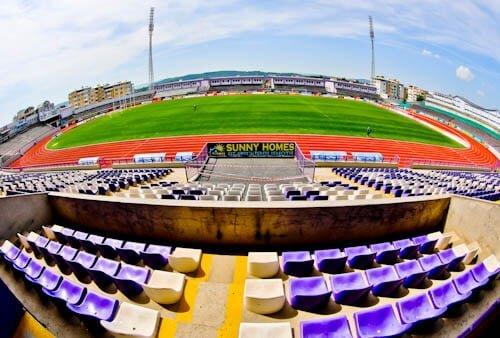 FC Etar Veliko Tarnovo Stadium Tour and Match Day Experience - Ivaylo Stadium