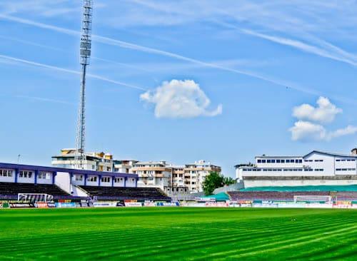 FC Etar Veliko Tarnovo Stadium Tour and Match Day Experience - Ivaylo Stadium - A stadium with a view