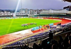 FC Etar Veliko Tarnovo Stadium Tour and Match Day Experience