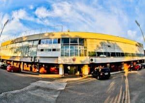 Lokomotiv Plovdiv - Stadium Tour - Location