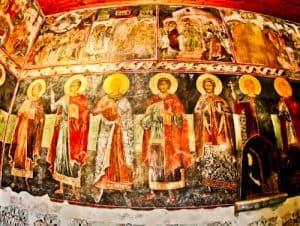Nessebar - The Historic UNESCO Town of Bulgaria - Church of St Stephen