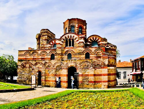 Nessebar - The Historic UNESCO Town of Bulgaria - Church of Christ Pantokrator