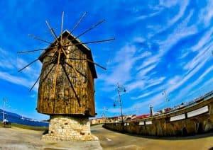 Nessebar - The Historic UNESCO Town of Bulgaria