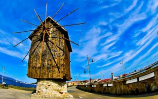 Nessebar - The Historic UNESCO Town of Bulgaria