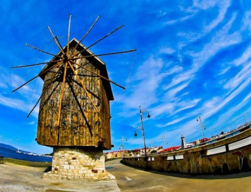 Nessebar – The Historic UNESCO Town of Bulgaria