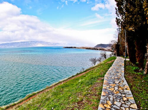 Things to do in Ohrid Macedonia - UNESCO Lake Ohrid