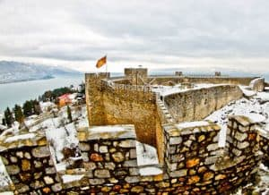 Things to do in Ohrid Macedonia - Samuel's Fortress