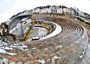 Things to do in Ohrid Macedonia - Ancient Roman Theater