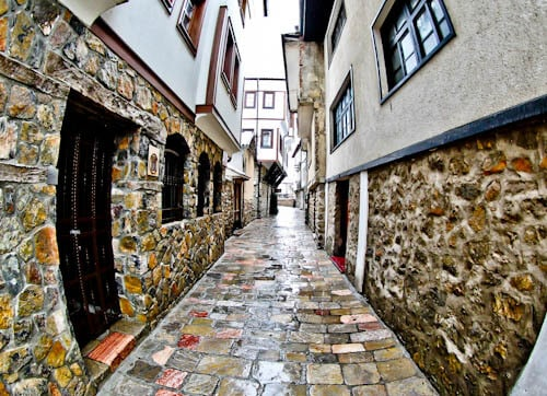 Things to do in Ohrid Macedonia - Old Town