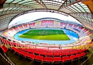 Philip II Arena - National Stadium Tour and Matchday Experience - Skopje Macedonia - Facts