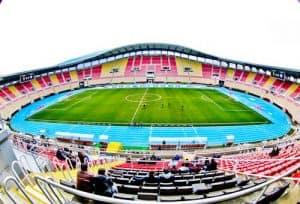Philip II Arena - National Stadium Tour and Matchday Experience - Skopje Macedonia - VIP Seats