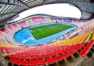 Philip II Arena - National Stadium Tour and Matchday Experience - Skopje Macedonia