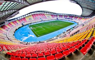 Philip II Arena - National Stadium Tour and Matchday Experience - Skopje Macedonia