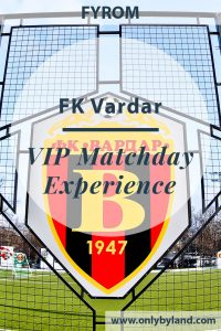 Philip II Arena - National Stadium Tour and VIP matchday experience - Skopje Macedonia - FK Vardar