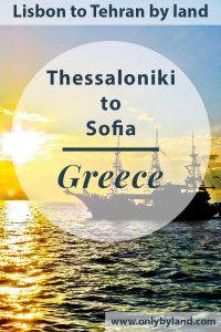Things to do in Thessaloniki + UNESCO sites