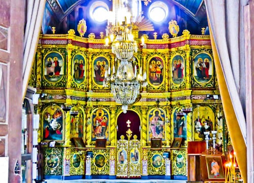 Things to do in Plovdiv Bulgaria - Church of St Constantine and Helena