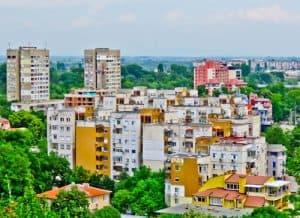 Things to do in Plovdiv Bulgaria - Communist Era Buildings in Plovdiv Bulgaria