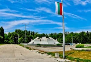 Things to do in Plovdiv Bulgaria - Hillock of Fraternity