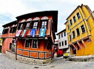 Things to do in Plovdiv Bulgaria - Old Town / Staria Grad