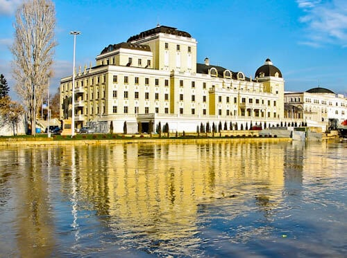 Things to do in Skopje - Macedonia (FYROM) - Macedonian National Theater