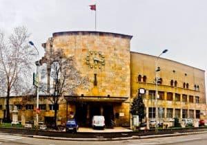 Things to do in Skopje - Macedonia (FYROM) - 1963 Skopje earthquake and Railway Clock
