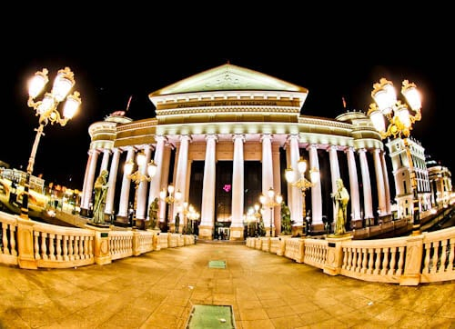 Things to do in Skopje - Macedonia (FYROM) - Archaeological Museum of FYROM and Art Bridge
