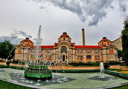 Things to do in Sofia - Bulgaria - Sofia Central Mineral Baths