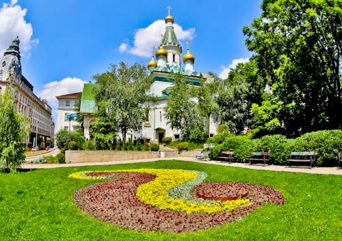 Things to do in Sofia - Bulgaria - Russian Church