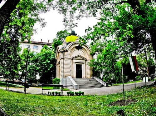 Things to do in Sofia - Bulgaria - Battenberg Mausoleum