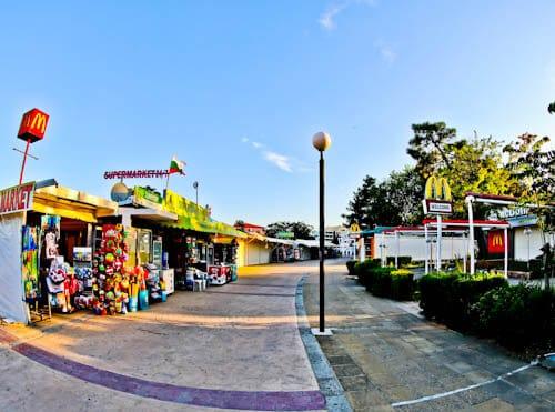 Things to do in Sunny Beach - Bulgaria - Sunny Beach Promenade