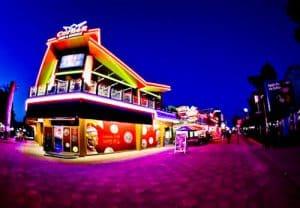 Things to do in Sunny Beach - Bulgaria - Main Strip - Flower Street
