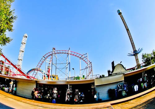 Things to do in Sunny Beach - Bulgaria - Luna Park Bulgaria