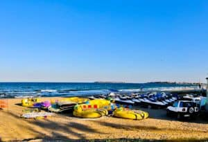 Things to do in Sunny Beach - Bulgaria - Beach and Water activities