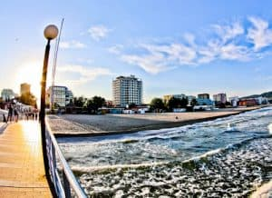 Things to do in Sunny Beach - Bulgaria - Pier