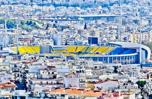 Things to do in Thessaloniki, Greece - PAOK FC Stadium
