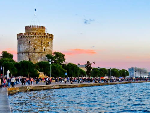 Things to do in Thessaloniki, Greece - White Tower of Thessaloniki